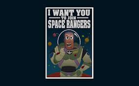 pixar planet u2022 topic buzz lightyear posters