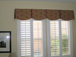 Altra Home Decor Scalloped Box Pleat Valance Transitional Bedroom Phoenix