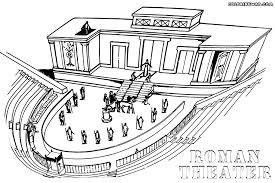 theater coloring pages coloring pages download print