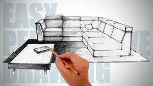 drawn furniture pencil sketch pencil and in color drawn