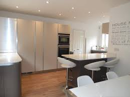 contemporary kitchen in hursley hampshire winchester kitchens