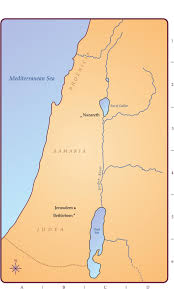 Lds Temples Map Map Of The Holy Land