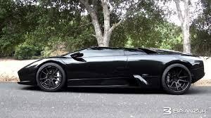 Lamborghini Murcielago Convertible - lamborghini murcielago roadster w lnb exhaust side sssupersports