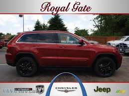 jeep cherokee black 2012 2012 jeep grand cherokee altitude 4x4 in deep cherry red crystal