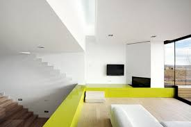 cool home interiors cool color blocking technique defines and distinguishes this