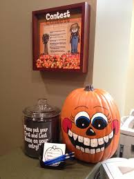 Halloween Candy Jar Ideas by Wastonortho Com October Lobby Contest Orthodontist Pinterest