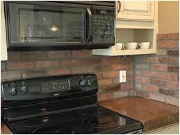 100 brick veneer backsplash budget friendly painted brick
