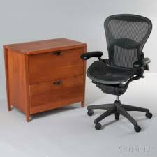 herman miller file cabinet search all lots skinner auctioneers