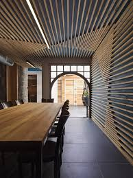Wood Slat by Wood Slat Ceiling Wall Treatement Hell Of The North By