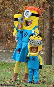 Cool Halloween Costumes Kids Girls 12 Minion Halloween Costume Ideas Kids U0026 Girls 2015 Modern