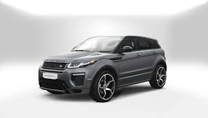 range rover modified overfinch news