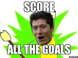 Lewandowski Memes - lewandowski all the goals weknowmemes generator