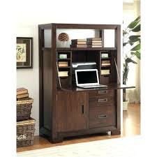 Modern Desk Armoire Modern Desk Armoire Sohoshorts Me
