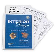interior design lesson plans