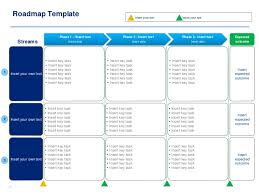 excel roadmap template jianbochen memberpro co