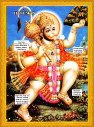 symbolizes meaning hinduism thoughts meaning of hanuman ji