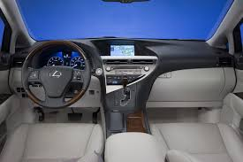 lexus rx 350 hybrid price 2010 lexus rx 350 pricing unveiled autoevolution
