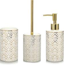 gold and silver bathroom accessories wpxsinfo realie