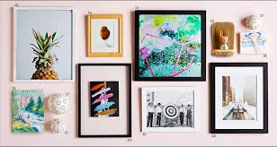 find local art you love and make it look great at home