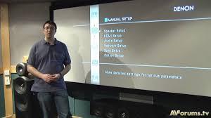 tutorial av receiver u0026 amplifier set up youtube