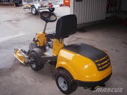 used stiga park 340 mvx riding mowers year 2017 price 3 786 for