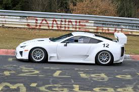 lexus lfa performance parts more lexus lfa nürburgring race photos toyota lexus forum