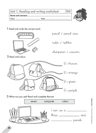 Unjumble Words Worksheets Anaya Ingles