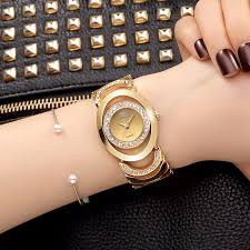 bracelet design watches images Crrju luxury women watch famous brand gold fashion design bracelet jpg