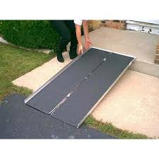 which is the best portable wheelchair ramp lightweight and durable