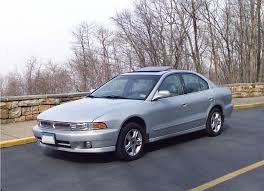 100 mitsubishi galant 1997 2003 service repair manual 1995