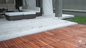 installing wood deck over concrete patio home design ideas and