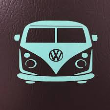 hippie volkswagen drawing vw bus cool bus decal hippie bus volkswagen front end