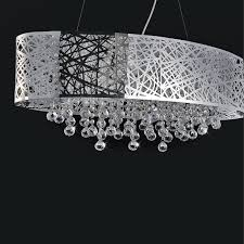 kitchen islands at lowes crystal world lighting 5008p32c laser cut 32 in island lighting at