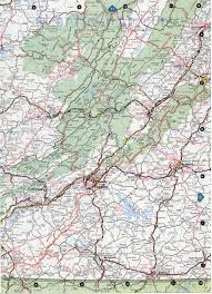 Floyd Va Map Map Of Southwestern Virginia Virginia Map