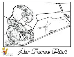 emejing air force coloring pages kids pictures printable