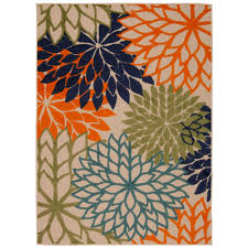 Outdoor Throw Rugs 5 X 7 Outdoor Rugs Rugs The Home Depot