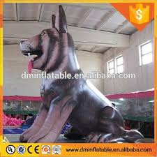 Christmas Outdoor Decorations Dog by Outdoor Inflatable Dog Decoration Inflatable Pug Dog Giant