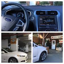 Fusion Energi Reviews Review Of The Ford Fusion Energi Electric Vehicle With Driving On