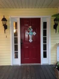stolen kiss sherwin williams our home pinterest red doors