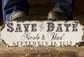 save the date signs save the date sign newly engaged we re engaged