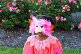 diy bird halloween costume video tutorial the home i create