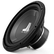 jl audi jl audio 12w1v3 4 12 inch subwoofer