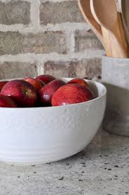 apple canisters for the kitchen kitchen counters style them like a pro decor gold designs