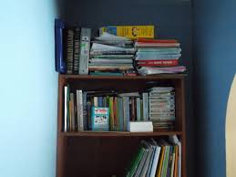 Bookshelf Organization Large Family Organization Tips Part 1 Hallways Plain And Not So