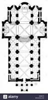basilica floor plan architecture floor plans saint vitus basilica ellwangen built
