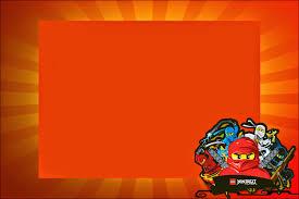 Free Printable Invitation Cards Ninjago Free Printable Invitations Oh My Fiesta For Geeks