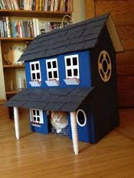 I Made A Computer Out Of Wood Bored Panda by Transform That Stack Of Old Boxes Into A Chic Cat House That You