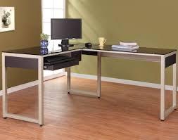 L Shaped Desk Gaming Desk Gaming Desk Altra Dakota L Shaped With Bookshelves Stunning