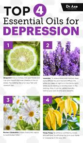 top 4 essential oils for depression dr axe