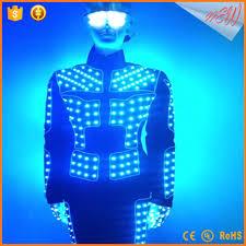 Tron Halloween Costume Light Up by List Manufacturers Of Led Suit Costume Buy Led Suit Costume Get